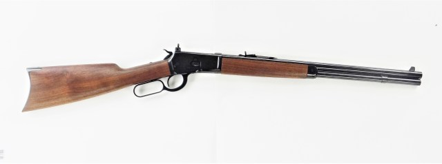 Winchester 1892 Lever-Action Rifle