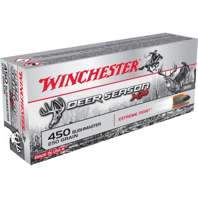 450 Bushmaster Winchester Ammo