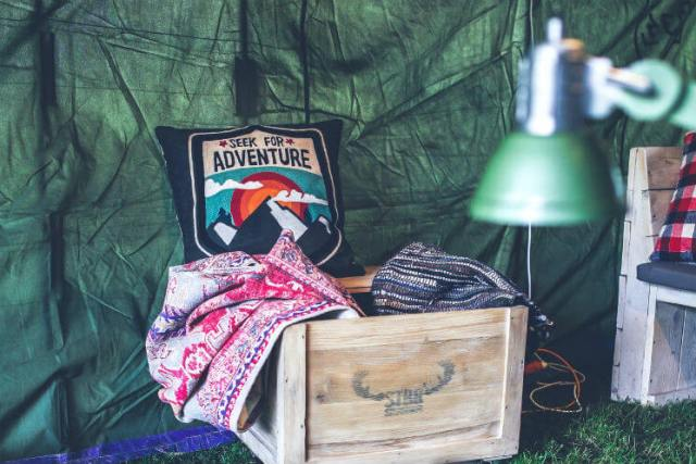 camping supplies - gear, clothes