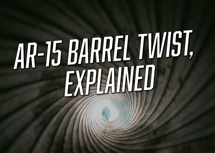ar-15 barrel twist
