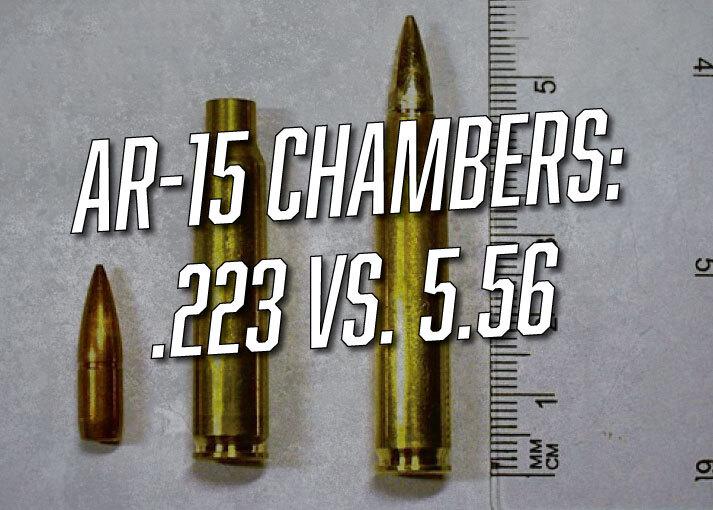 ar-15 chambers