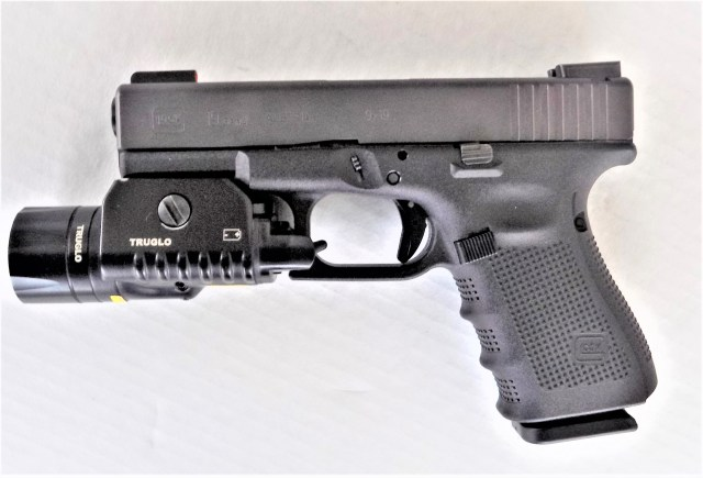 GLOCK 19 with Light