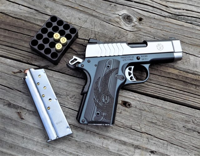 Ruger Officer's Model 1911