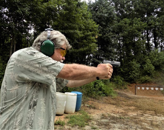 Shooting Officer's Model 1911
