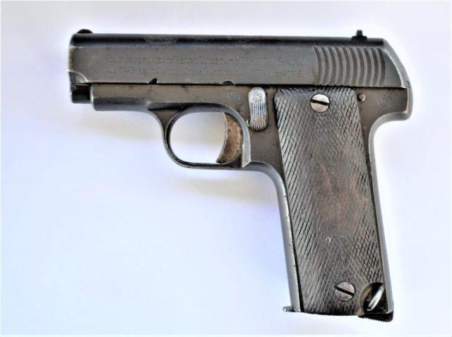 Ruby .32 Caliber pistol