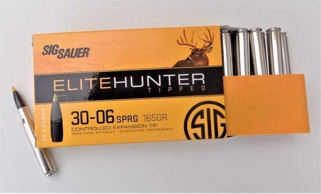 SIG Sauer Elite .30-06 Ammunition