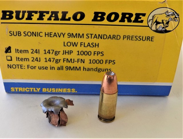 Buffalo Bore 9mm Luger Ammo