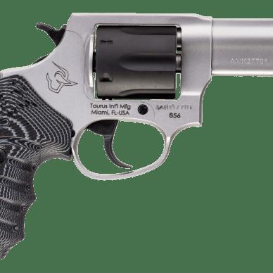 Taurus 856 Defender Revolver with VZ Grips