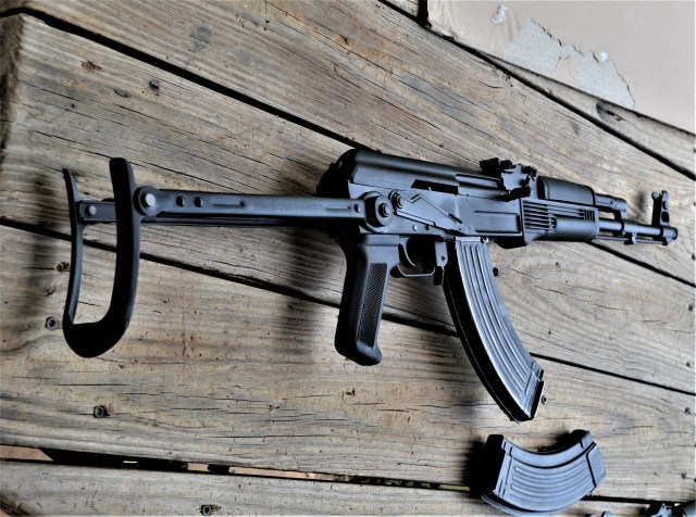 AK with Under-Folding stocks