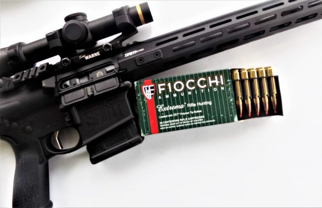 Fiocchi .308 Winchester Ammo and AR-10