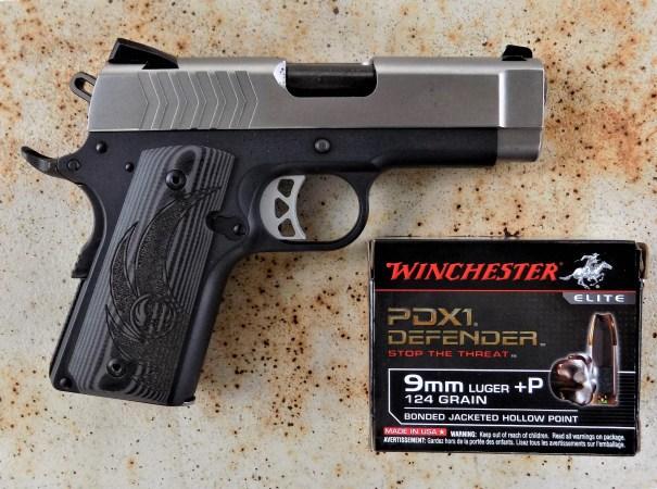 Winchester PDX 9mm Luger Ammunition