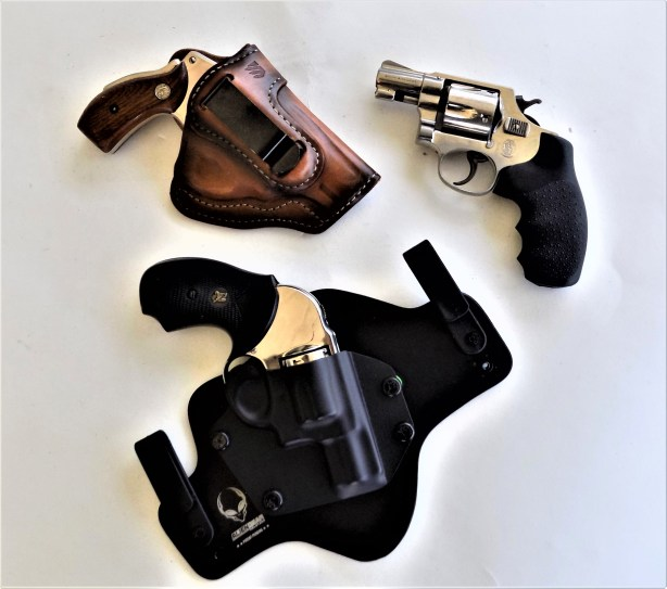 Snub Nose Revolvers and Concealed Carry Holsters