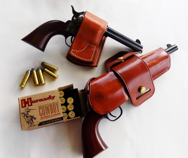 Revolvers and Hornady .45 Colt Ammo