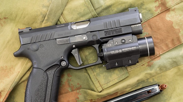 Grand Power Q100 Pistol