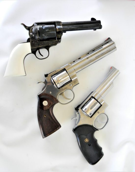 smith and wesson model 19 review