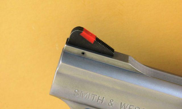 Combat Magnum Hi-Viz front sight ramp