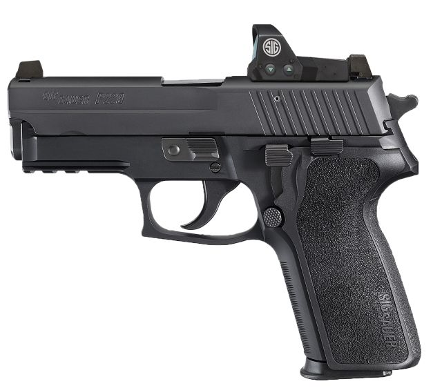 SIG P229 with Red Dot Optic