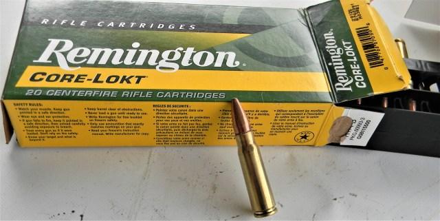 Remington 7.62x39mm Ammo