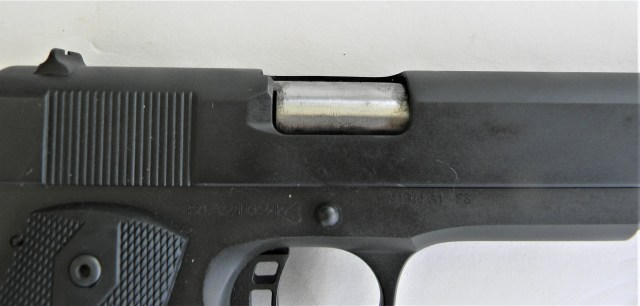 Rock Island Armory 1911 Ejection Port