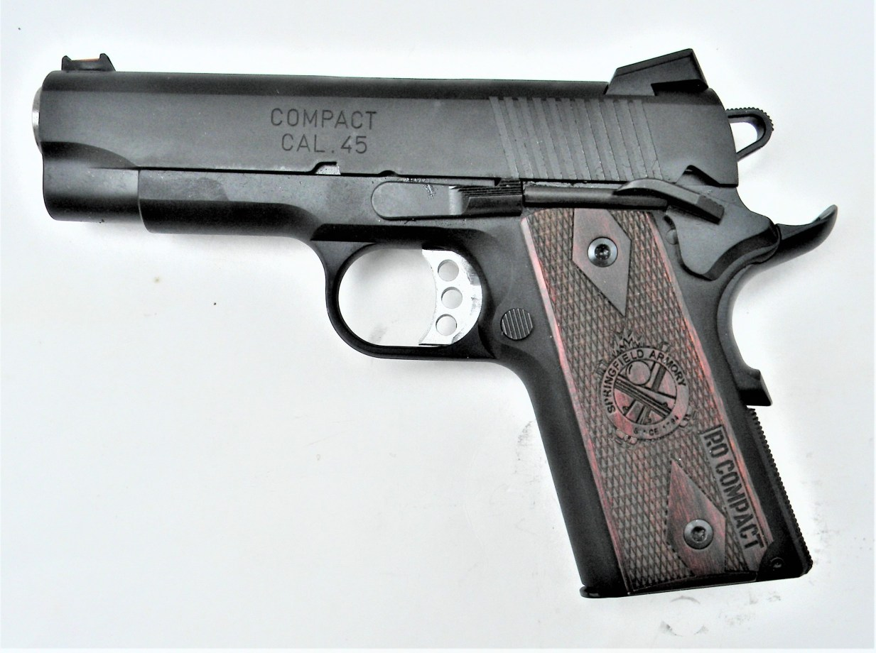 Springfield Range Officer Compact