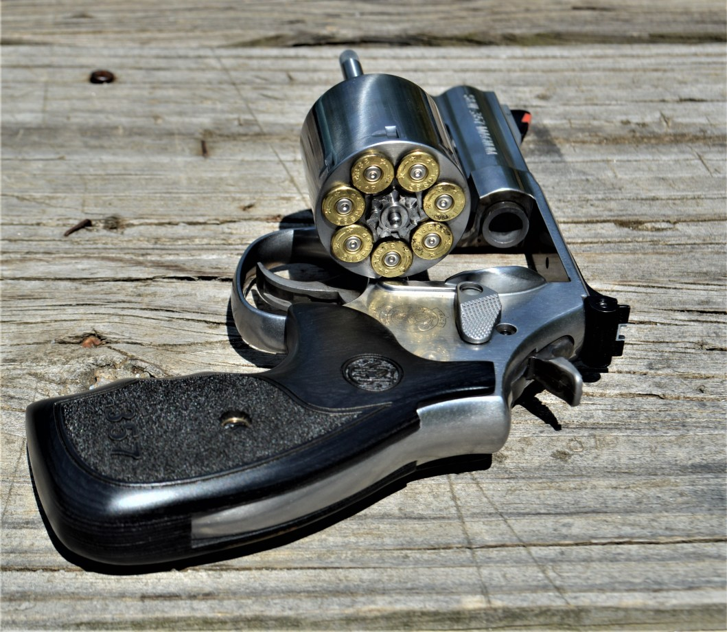 Smith and Wesson 686 Plus Revolver