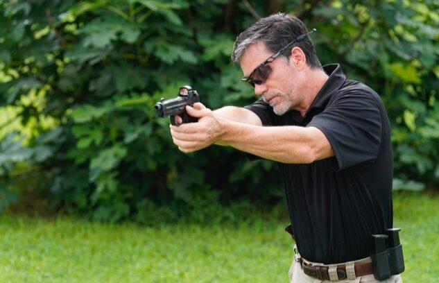 Chapman Shooting Stance