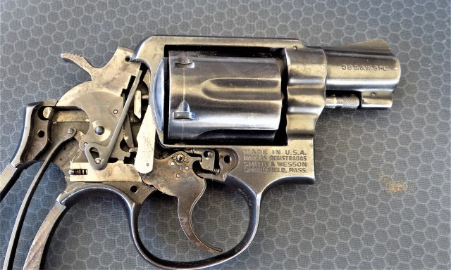 Smith & Wesson Double-Action Revolver