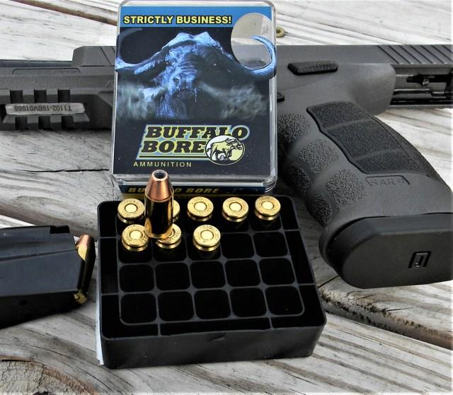 Underwood ammo and pistol