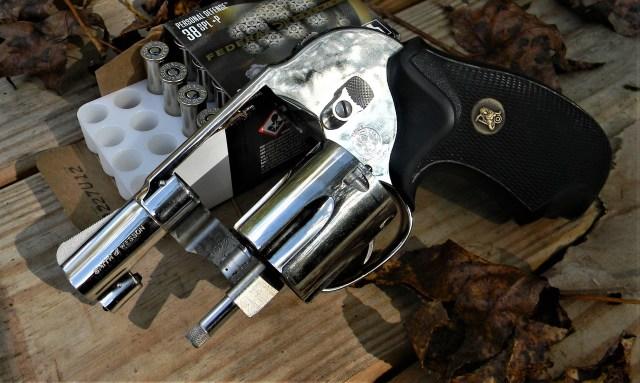 Smith & Wesson Snub Revolver