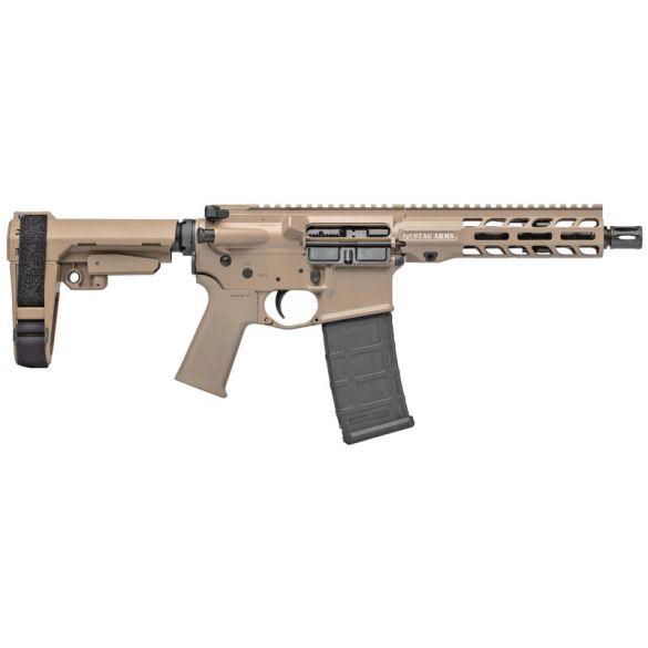 FDE AR Pistol with SBA3 Brace