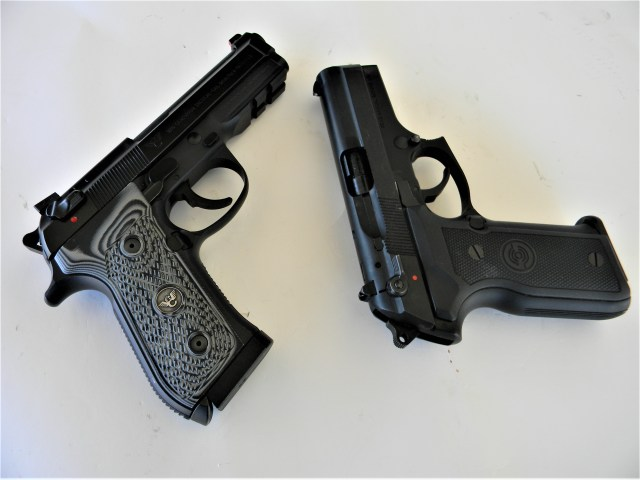Stoeger cougar and beretta 92fs