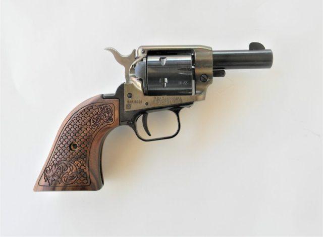 Heritage Barkeep Revolver