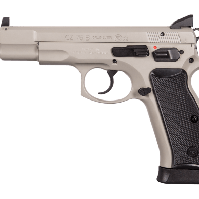 CZ 75 B Urban Grey Suppressor Ready