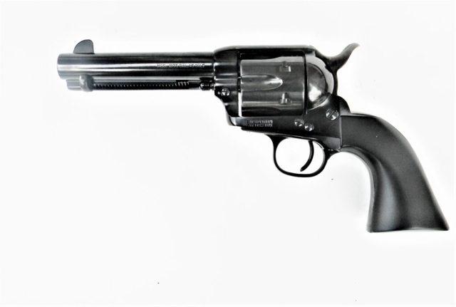 Devil Anse Single-Action Revolver