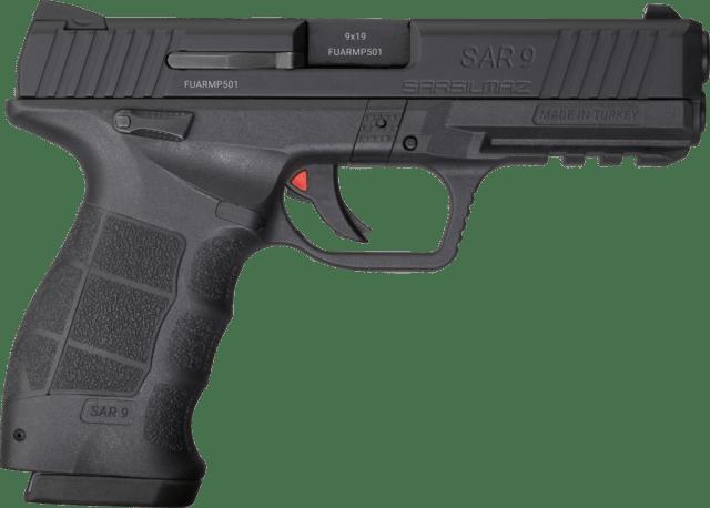 SAR 9 9mm Pistol