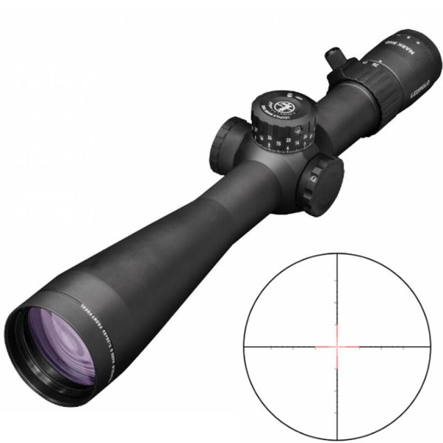 Leupold Rifle scope with parallax compensation turret