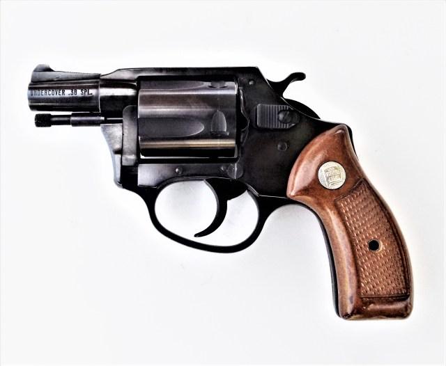 Smith & Wesson Snub Nose Revolver