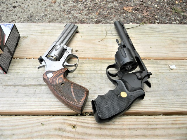 Old and New Revolver