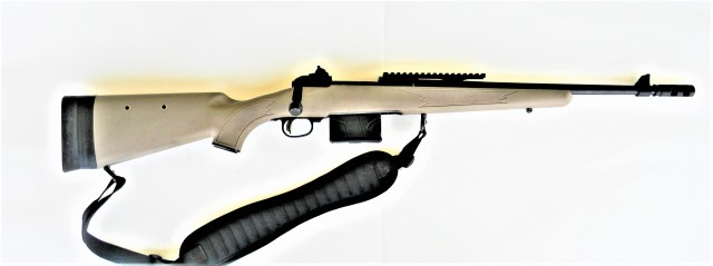 Savage Model 11 Scout One Rifle