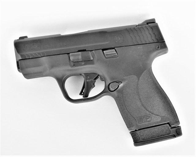 M&P Plus Pistol