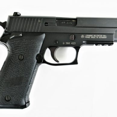 SIG P220 SAO