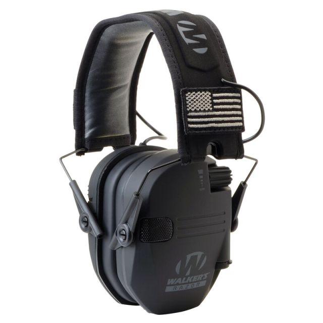 Walker's Game Ear Razor Patriot Slim