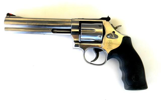 S&W 686+ Revolver