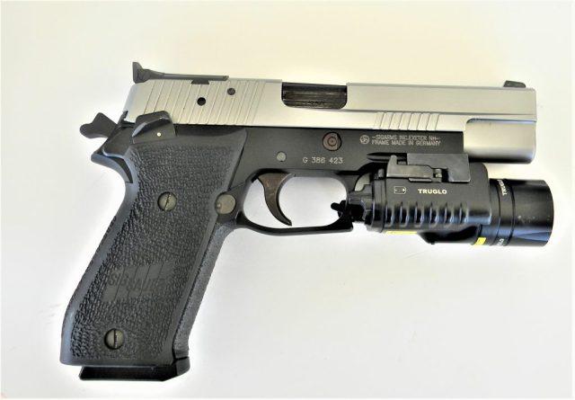 SIG P220 SAO Supermatch