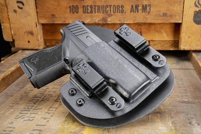 Taurus Pistol In Holster