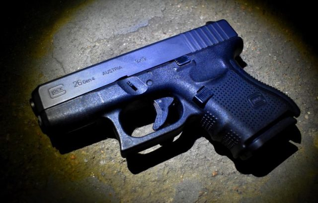 GLOCK 26 Gen 4 Pistol