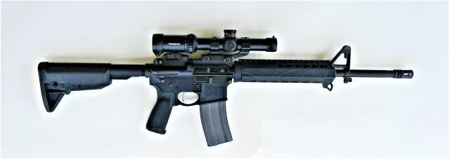 Springfield SAINT AR-15
