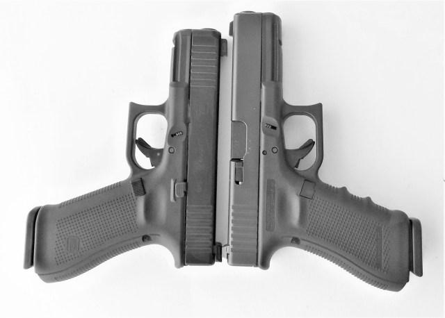 Two GLOCK Pistols