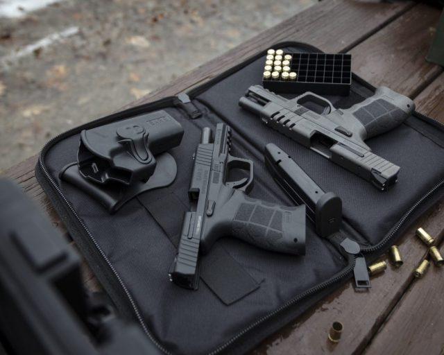 SAR 9 pistol