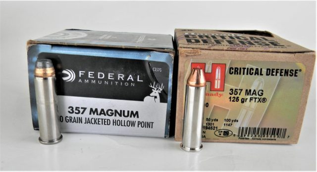 Hornady Critical Defense Ammo